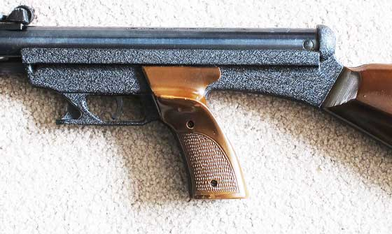 El Gamo 68/68-XP – A futuristic airgun from the past: Part 1