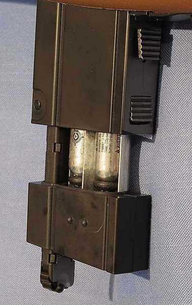 Winchester M14  177-caliber dual-ammo air rifle: Part 1
