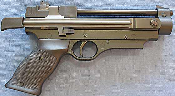 Cometa Indian spring piston air pistol