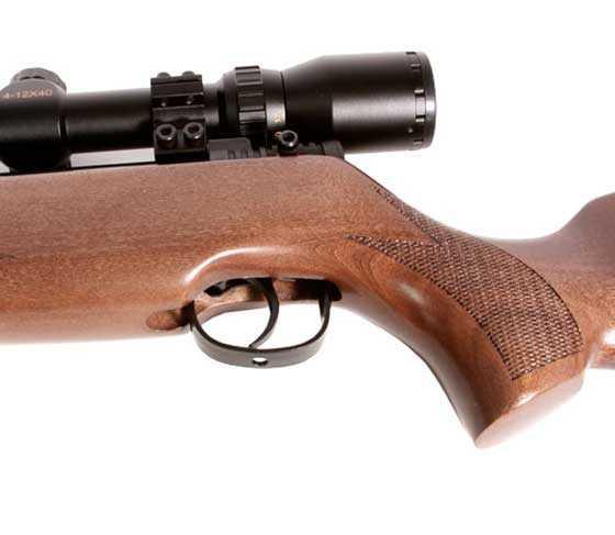 Air Ventury Tech Force M12 breakbarrel air rifle trigger