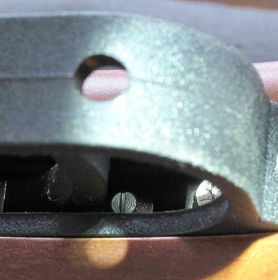 Cometa Fusion  177-caliber breakbarrel air rifle: Part 3   Air gun