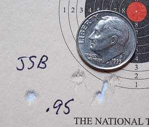 JSB Exact Target for IZH 61