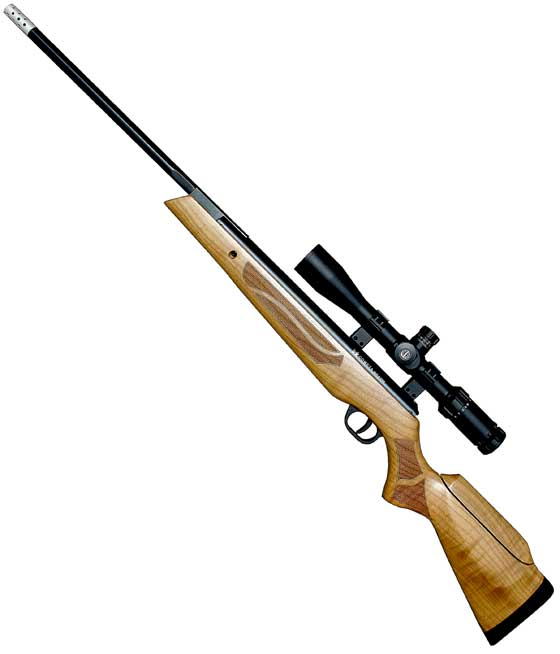 Cometa Fusion Premier Star breakbarrel air rifle