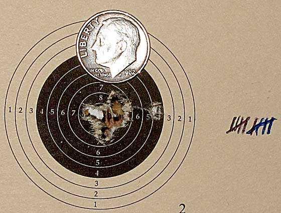 10 shot test target9