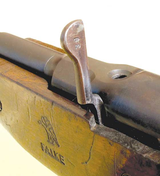 Falke 90 loading tap