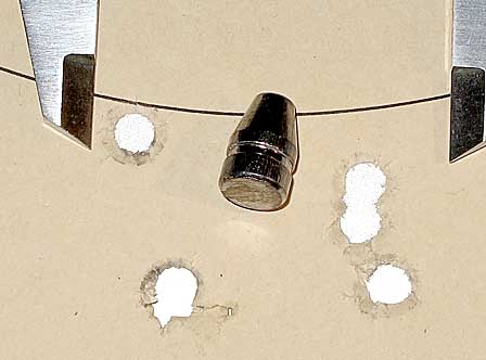 Benjamin Rogue epcp big bore air rifle 128 grain cast bullet Medium power