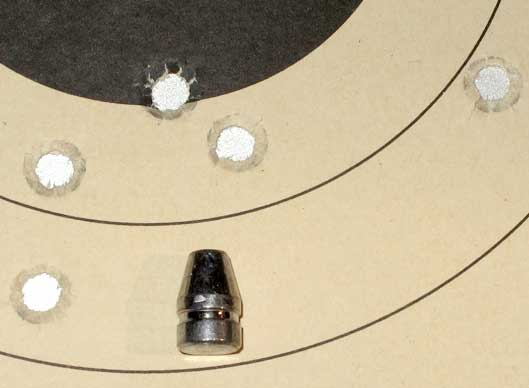 Benjamin Rugue epcp big bore air rifle 128 grain cast bullet High power