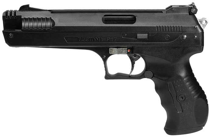 Beeman P17 single-stroke pneumatic air pistol