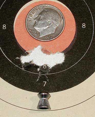 Diana 25 TWS Hobby target