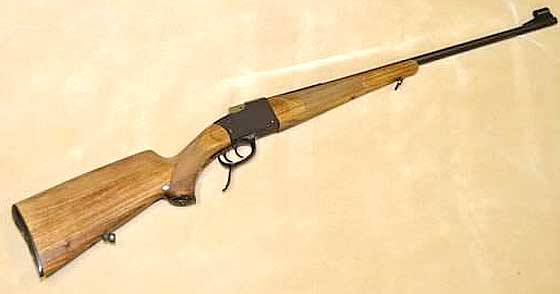 HW 52 rifle