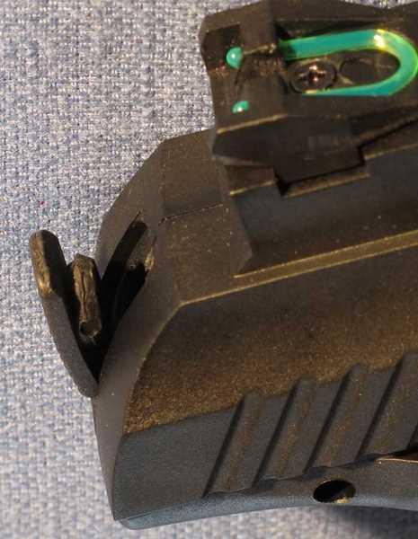 Umarex MORPH 3X pistol power adjustment