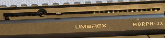 Umarex MORPH 3X Pistol BB magazine
