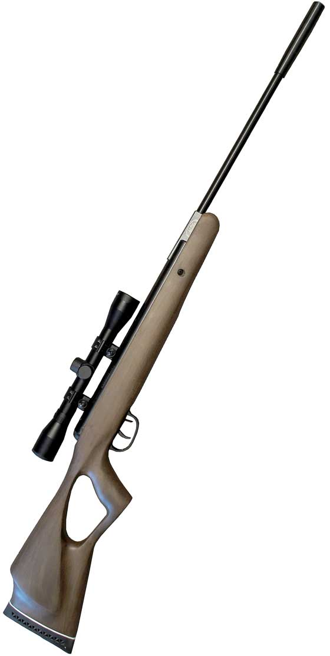 Benjamin Titan GP air rifle with Nitro Piston: Part 2 | Air gun blog