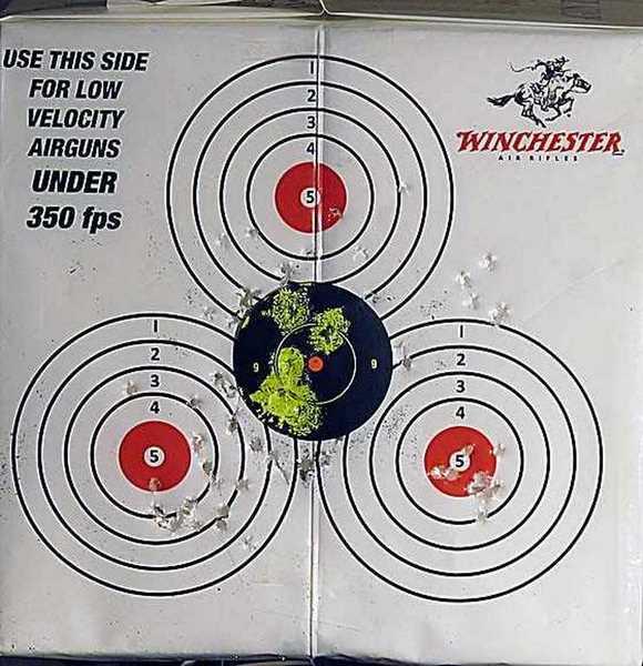 Winchester Airgun Target Cube
