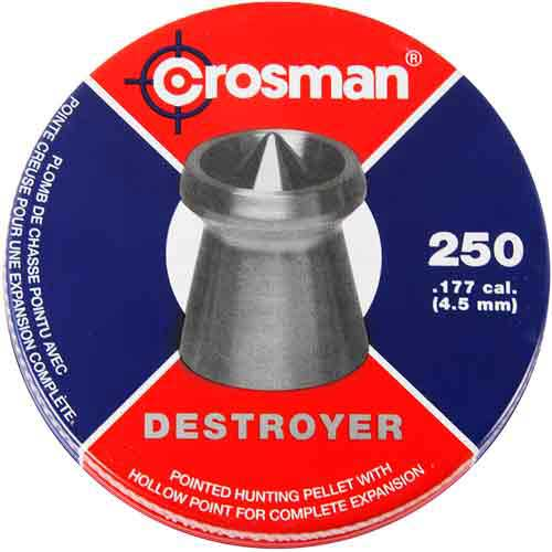 Crosman Destroyer pellets