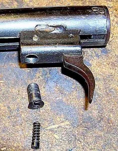 Relum Telly trigger adjustment