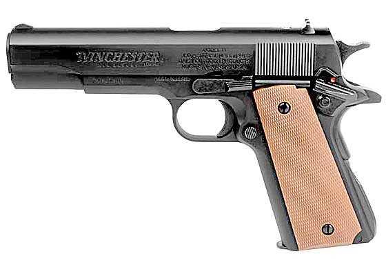 Winchester 16-shot semiautomatic BB pistol