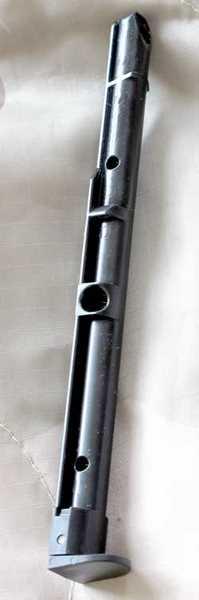 Winchester model 11 16-shot semiautomatic BB pistol: Part 2