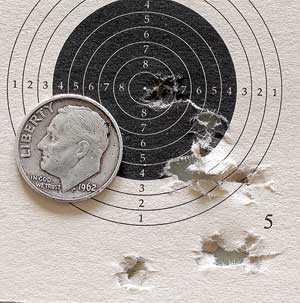 Falke 90 RWS Superpoint target
