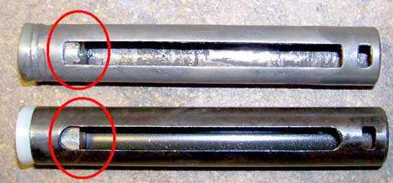 Gamo gas spring piston