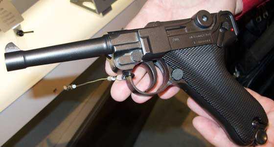P-08 pistol