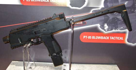 Gamo MP9 BB submachinegun
