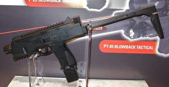 Gamo MP9 BB submachinegun