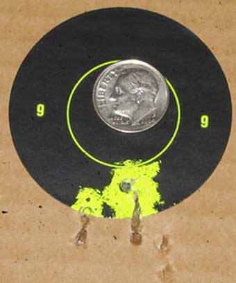 Umarex Morph 3X rifle pistol target high power