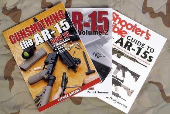 AR 15 books