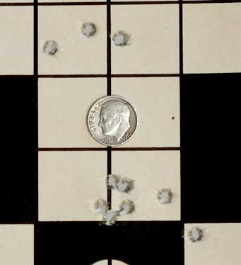 AR 15 target 2