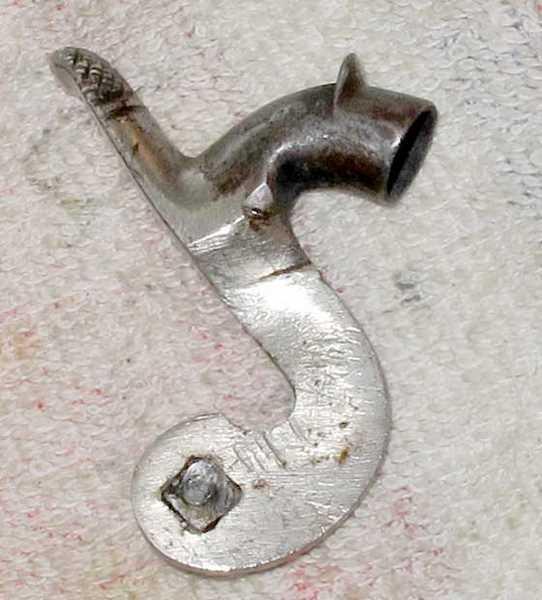 Nelson Lewis combination gun hammer back