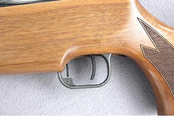 Theoben Crusader air rifle trigger