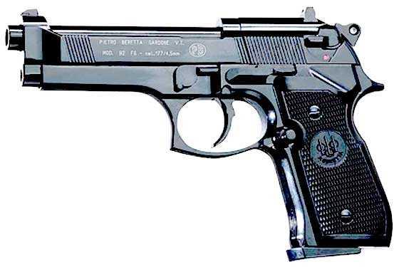 Don't use airguns for self-defense | Air gun blog - Pyramyd