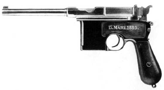 Broomhandle Mauser