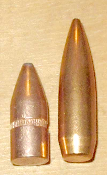 boattail bullet