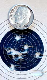 Daisy model 35 multi-pump air rifle RWS Superdome group1 10 meters