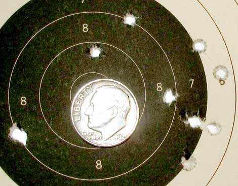 Beeman HW 70A Premier lite target