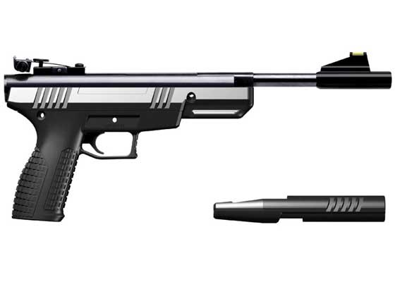 Benjamin Trail NP pistol: Part 3 | Air gun blog - Pyramyd