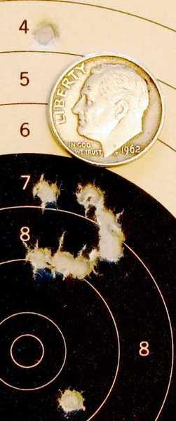 LGV Master Ultra .177 air rifle JSB Exact heavy target