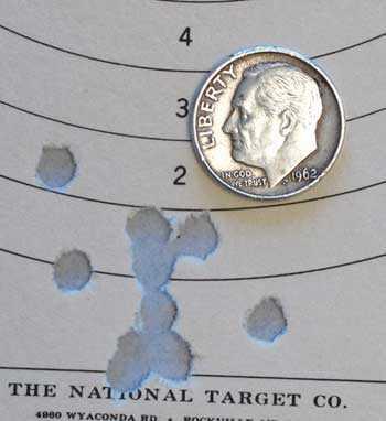 Benjamin Trail NP pistol Hobby group