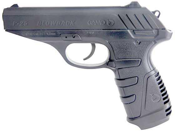 Gamo P25 air pistol