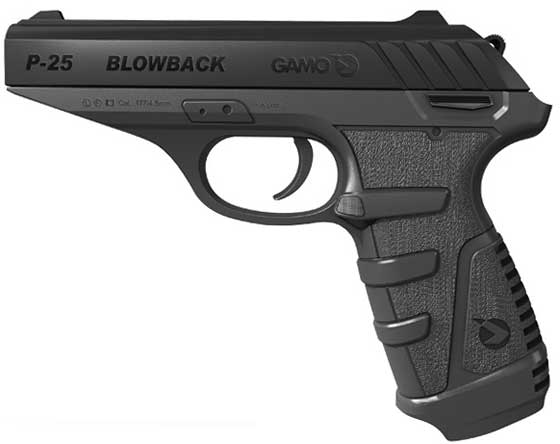 Gamo P-25 air pistol