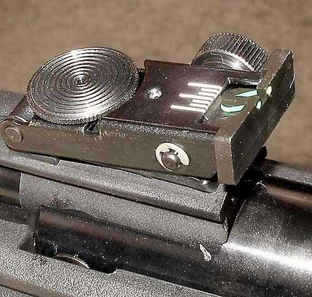 Gamo Whisper Fusion air rifle
