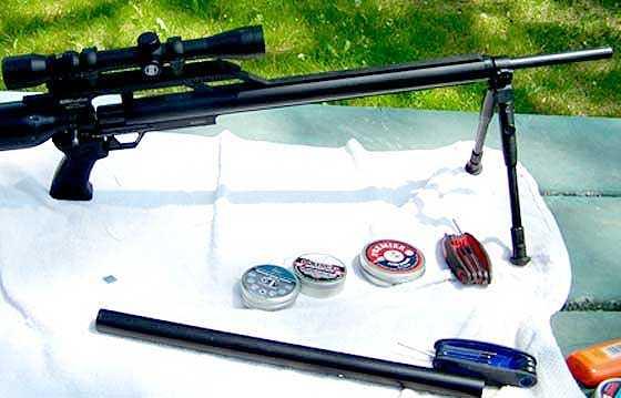AirForce Airguns Condor PCP air rifle