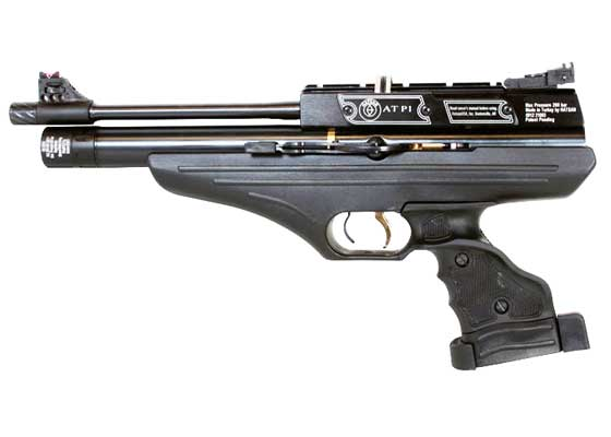 Hatsan AT P1 PCP air pistol