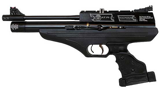 Hatsan AT-P1 air pistol