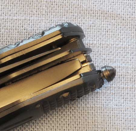 Walther MultiTac tool glass breakewr
