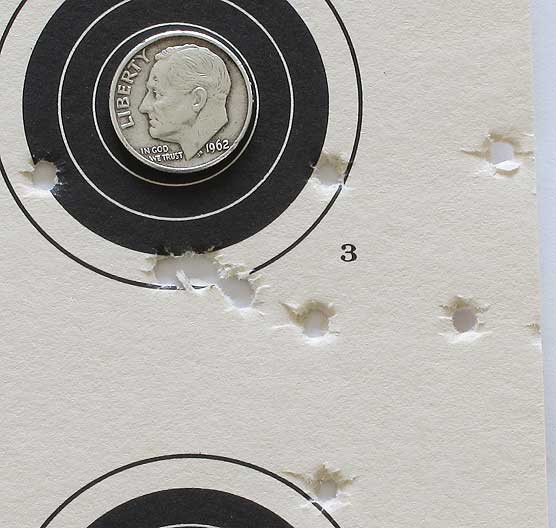 AirForce Talon SS Premier group 50 yards power 10