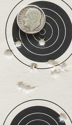 Hatsan AT P1 PCP air pistol JSB Jumbos