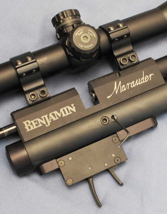 Benjamin Marauder adjustment screw
